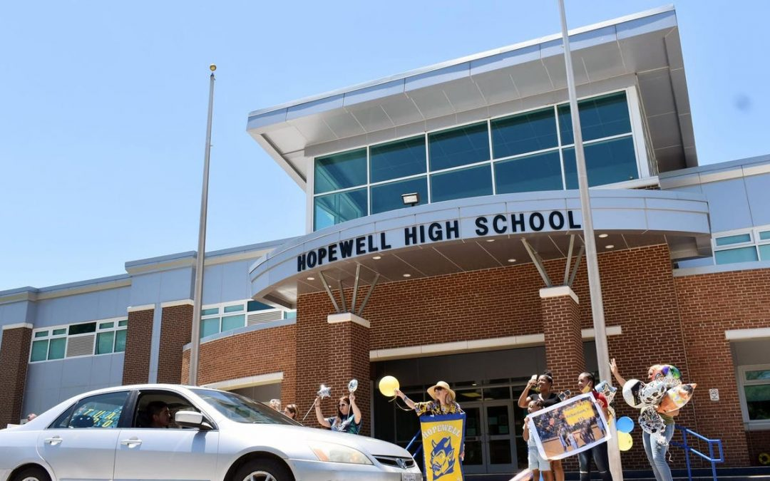 Hopewell kicks off weeklong HS grad celebrations